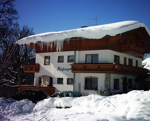 Pension Hofweyer in Ramsau am Dachstein